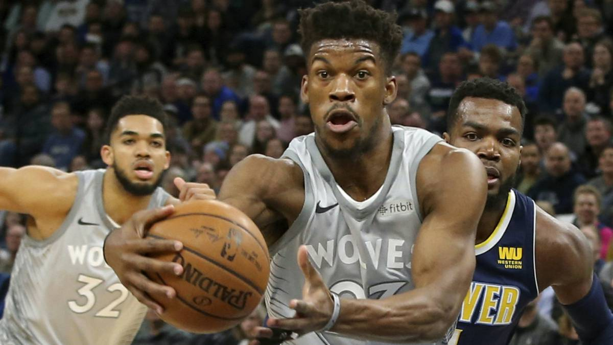 Jimmy Butler, Minnesota Timberwolves