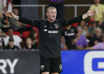 ¡La Capital a los pies de Rooney! DC United goleó al Impact