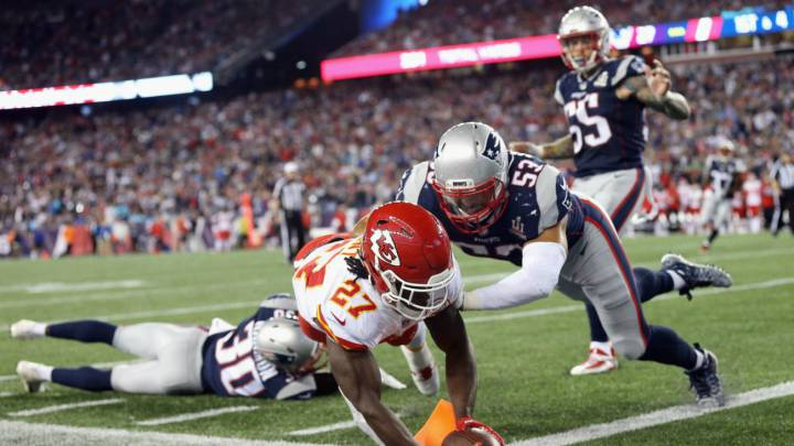Kansas City Chiefs – New England Patriots, cómo y dónde ver; horario y TV online
