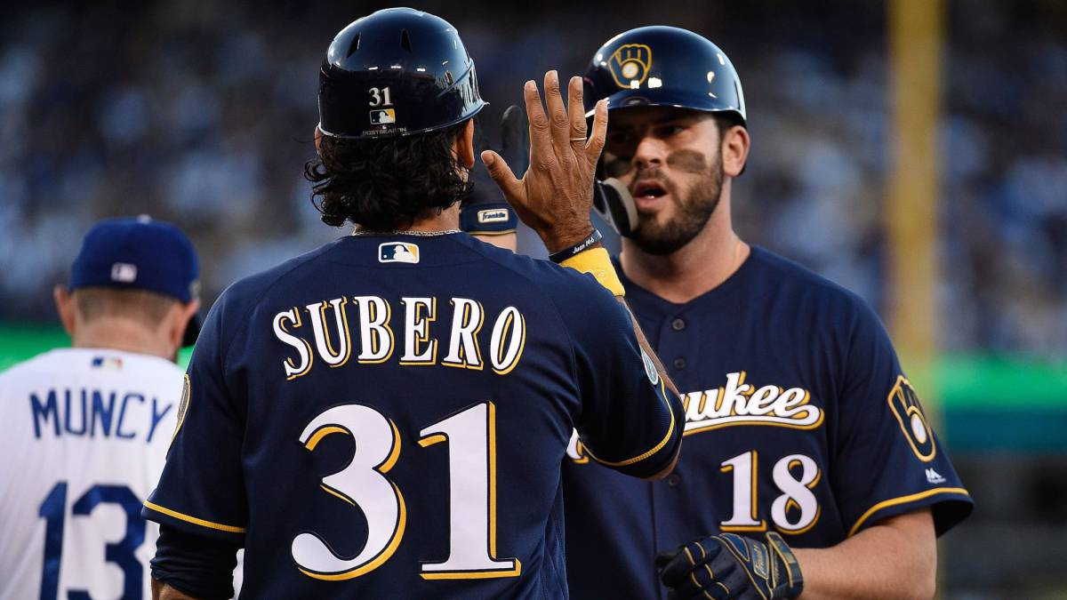 Brewers-Dodgers (4-0): resumen, resultado y anotaciones