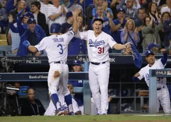Brewers – Dodgers (1-2)  resumen 1c6091c8d05