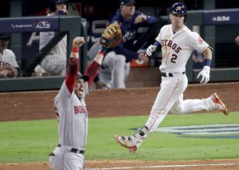 Boston Red Sox, a un triunfo de la Serie Mundial