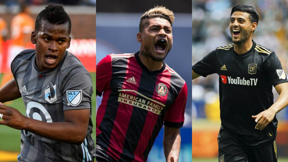 El XI ideal de latinos de la MLS 2018 según AS