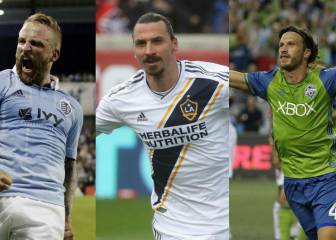 El XI ideal de la temporada 2018 de la MLS según AS