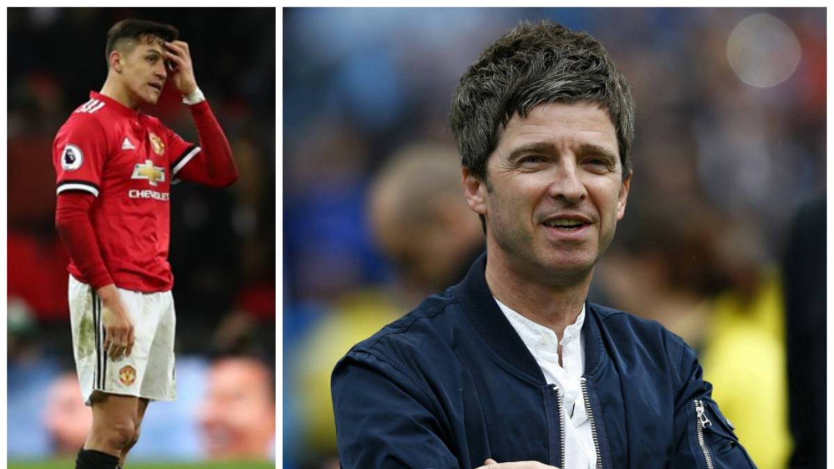 Noel Gallagher descarga contra Alexis Sánchez en Chile