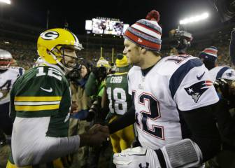 Injusto o no, es Aaron Rodgers vs. Tom Brady II