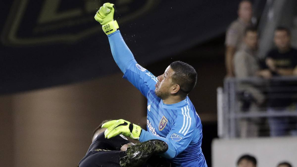 Nick Rimando, Real Salt Lake