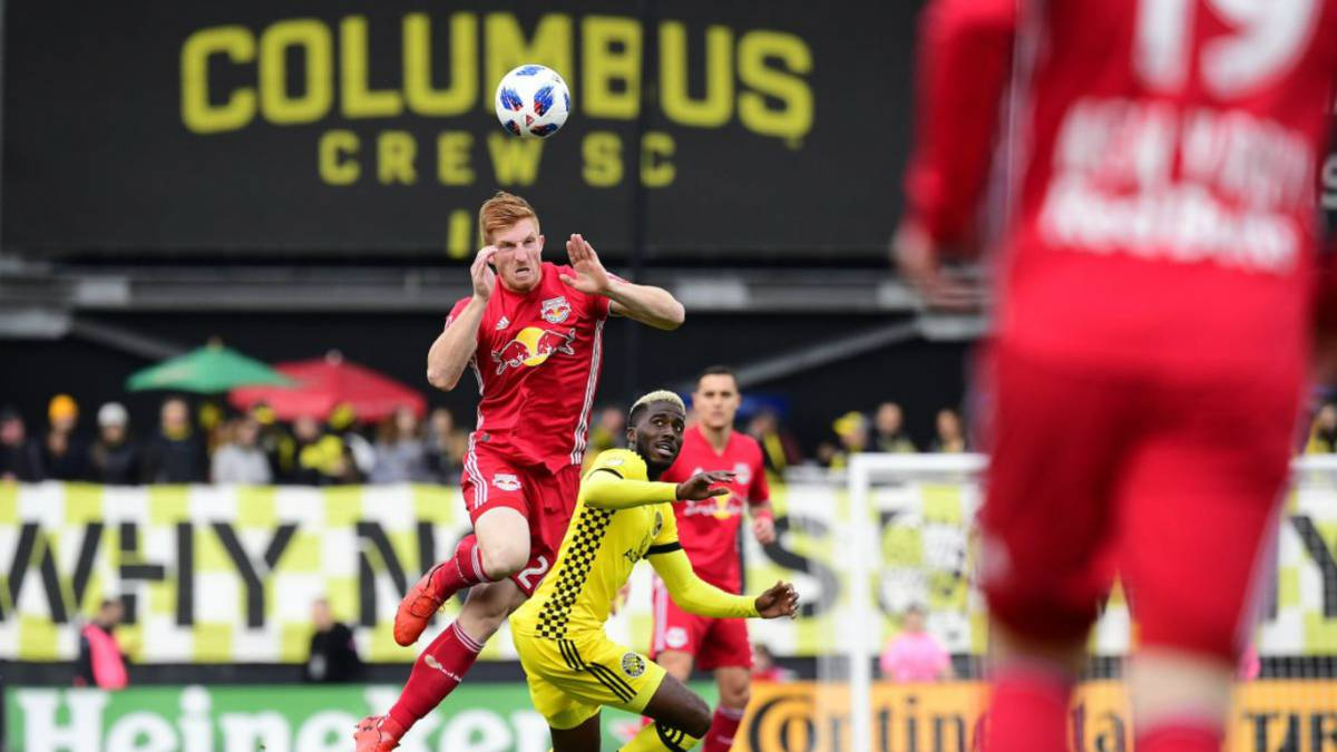 Columbus Crew – New York Red Bulls en vivo: Semifinal ida, MLS