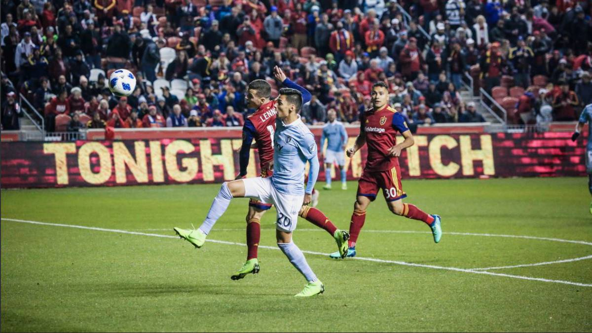 Real Salt Lake - Sporting Kansas City (1-1): Resumen y goles del partido