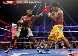 Pacquiao a Mayweather: Quiero revancha