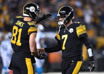 Panthers - Steelers (21-52): resumen, resultado y anotaciones