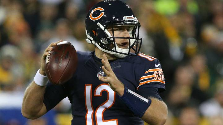 Matt Barkley como quarterback de Bears