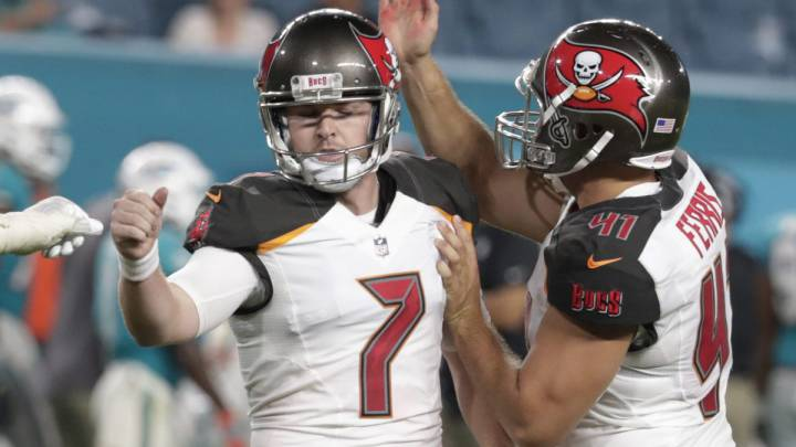 Chandler Catanzaro en Tampa Bay