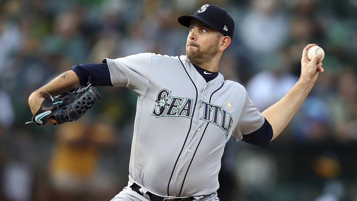 New York Yankees adquiere al pitcher James Paxton de Seattle