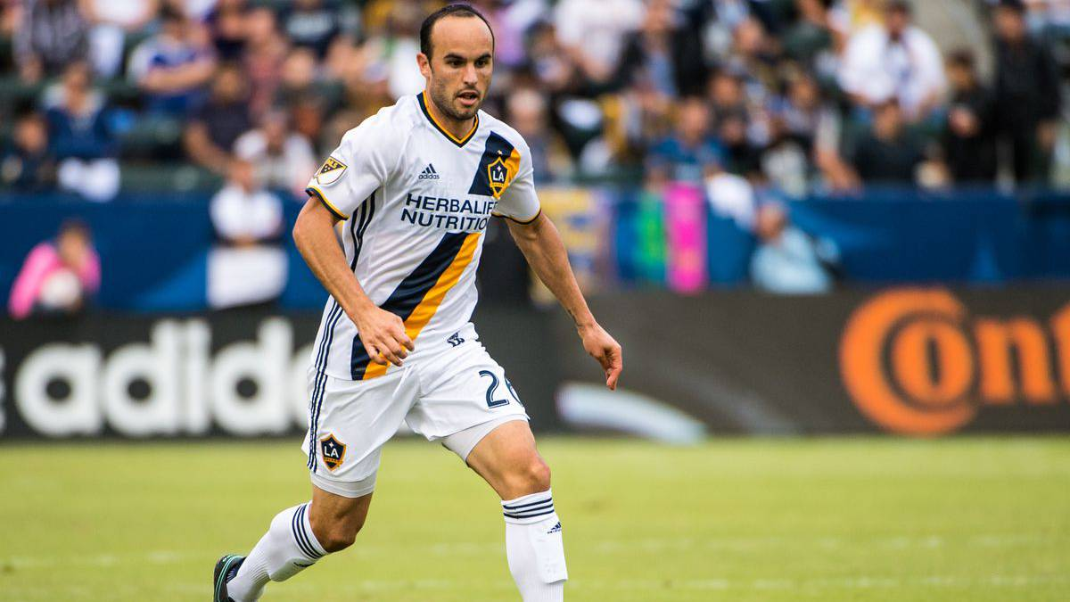 Landon Donovan, MLS, LA Galaxy