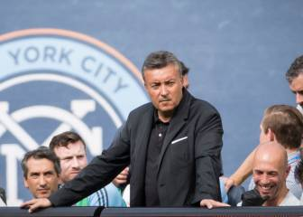 New York City FC renovará a Torrent; David Villa aún es duda