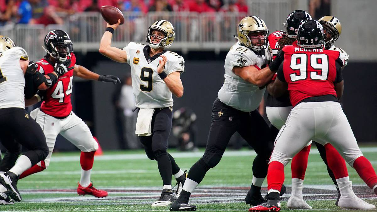 Atlanta Falcons vs New Orleans Saints, cómo y dónde ver; horario y TV