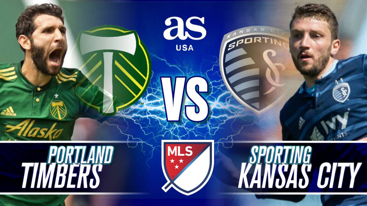Portland Timbers vs Sporting Kansas City en vivo: Final de Conferencia, MLS
