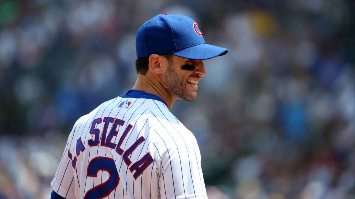 Chicago Cubs transfieren a Tommy La Stella a Angels