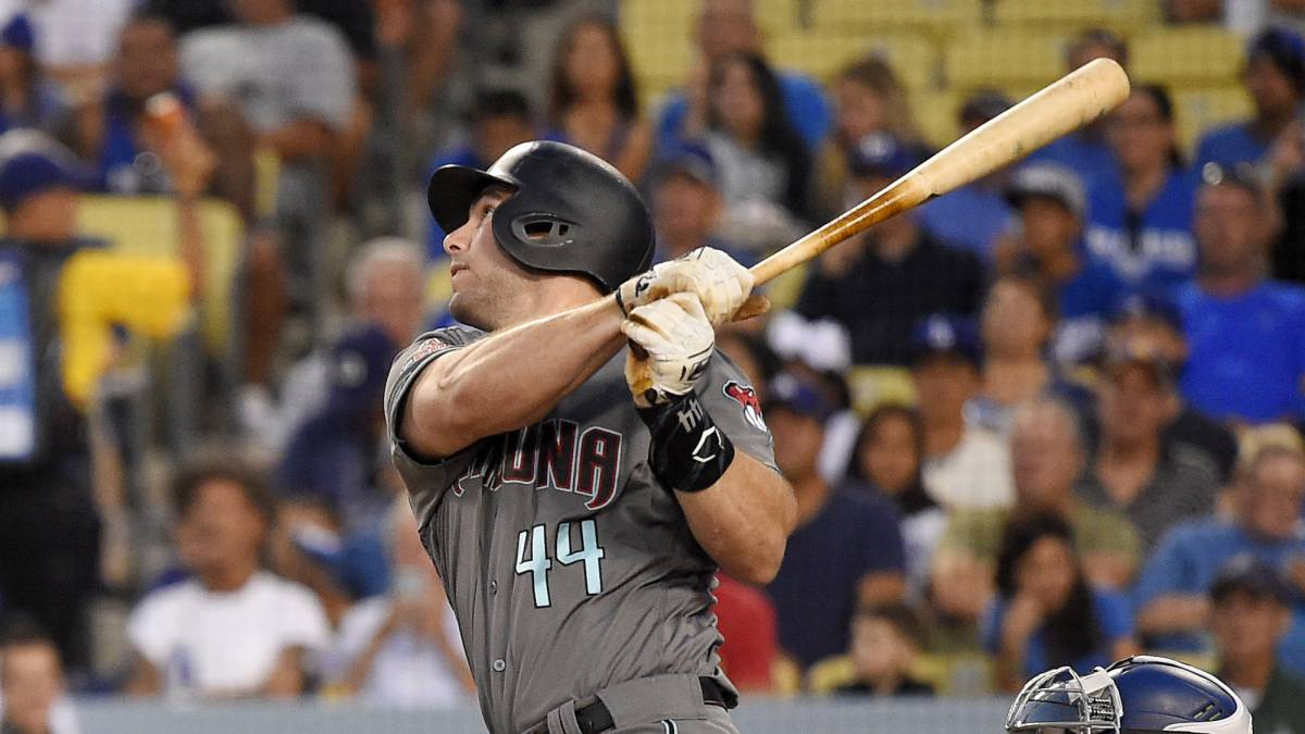 Paul Goldschmidt en partido de Arizona
