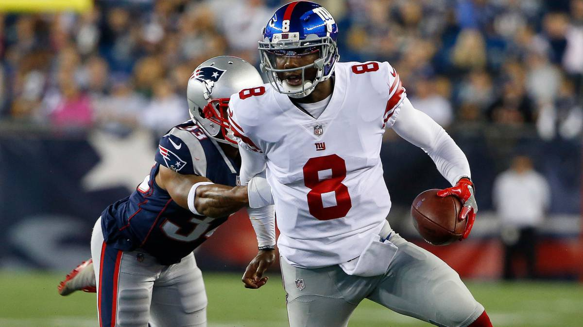 Josh Johnson con los Giants