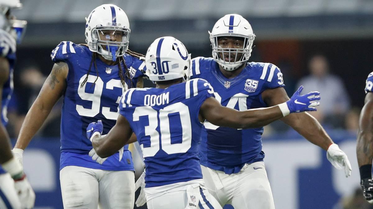 Defensiva de los Colts