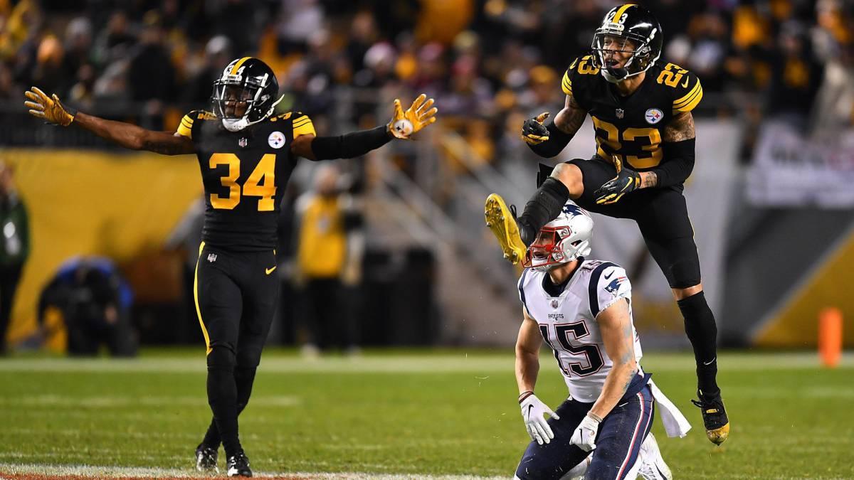 Pittsburgh da golpe de autoridad en casa y supera a los Patriots