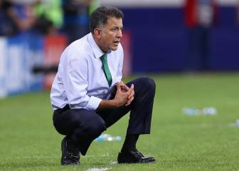 Juan Carlos Osorio to face México for the first time