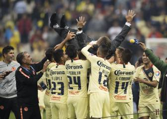 El América supera a los Warriors a nivel continental en 2018