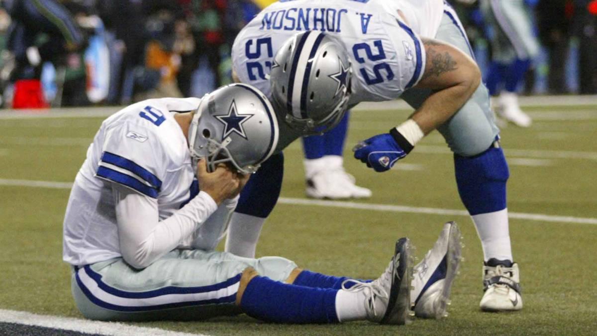 Anécdotas NFL: El día más triste en la carrera de Tony Romo