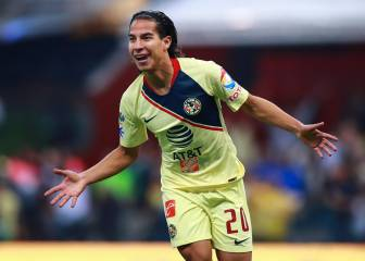 Diego Lainez first winter signing of coach Quique Setién