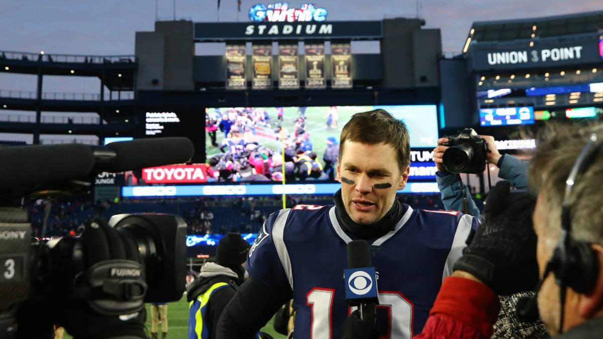 Tom Brady: Todos dicen que apestamos, pero aquí estamos