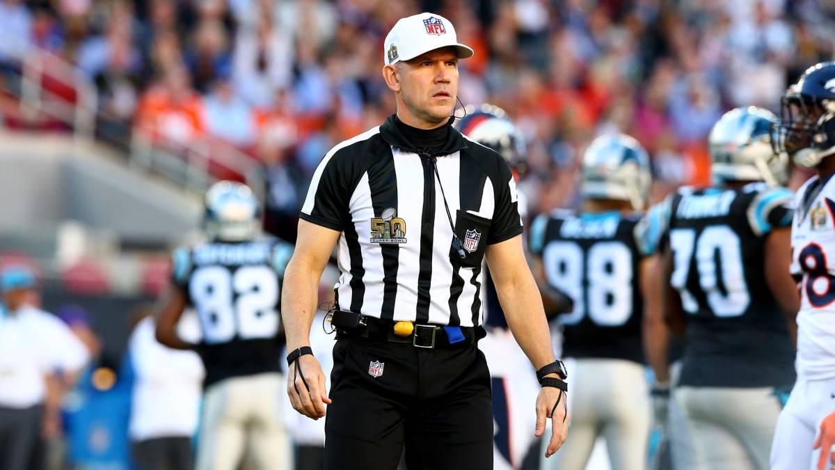 """Referee del """"deflategate"""" será el principal en el Patriots vs. Chiefs"""