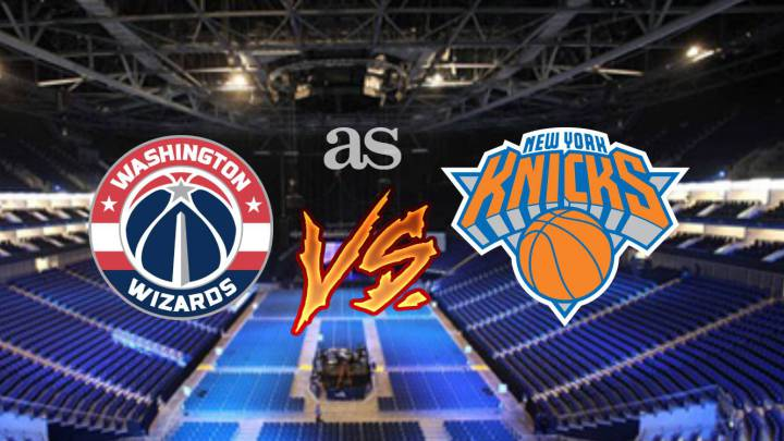 Wizards – Knicks en vivo: NBA