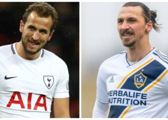 Zlatan: Harry Kane needs to go to a big club to win big trophies