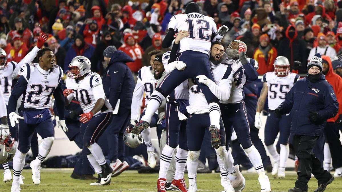 Tom Brady, los Patriots y la magia de los tiempos extra