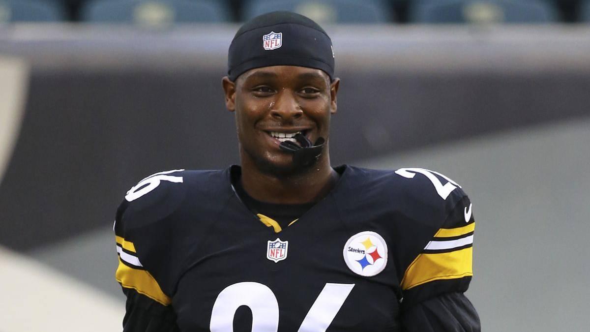 Le'Veon Bell con los Steelers
