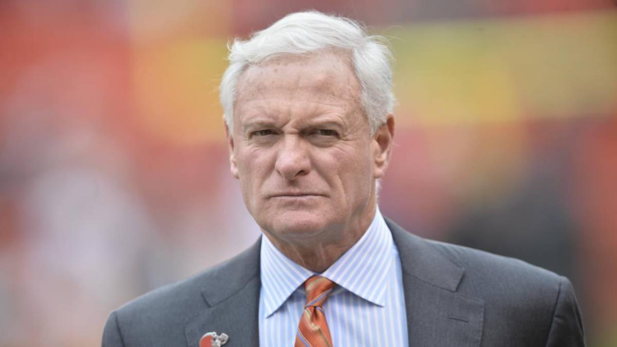 Jimmy Haslam, dueño de los Browns