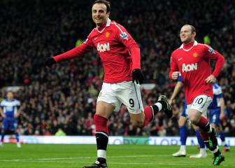 What happened to Dimitar Berbatov, the Bulgarian striker?
