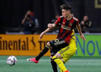 Almirón says goodbye to Atlanta with an emotional post