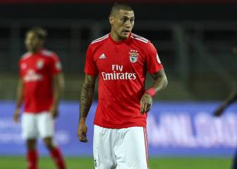 Nicolás Castillo from Benfica to America in just one year
