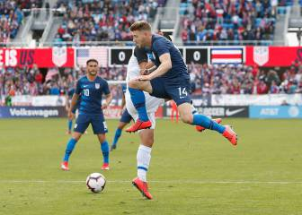 Sebastian Lletget and Paul Arriola gave the win to USA