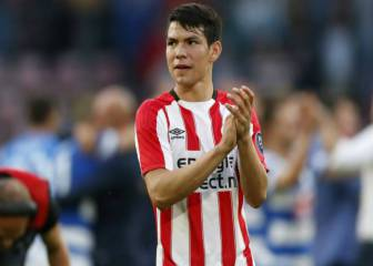 Napoli ready to make an offer of €34 to sign 'Chucky' Lozano