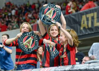 Atlanta United llega al top-15 mundial en entradas al estadio