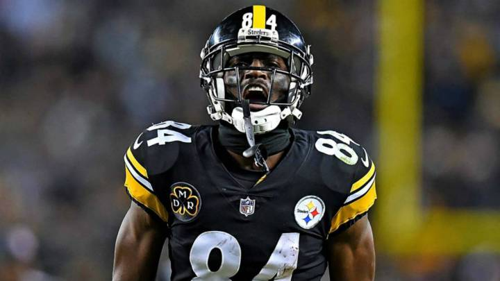 Fin de una era: Antonio Brown solicita su cambio