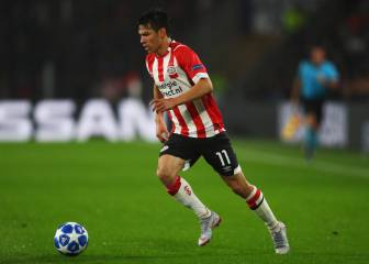 The Dutch press disapproves of 'Chucky Lozano'