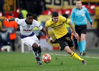Christian Pulisic will miss two games with an injury