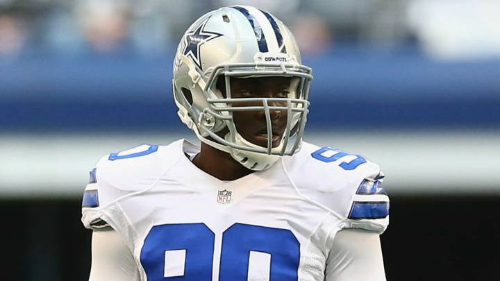 DeMarcus Lawrence con los Cowboys