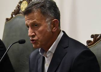 Juan Carlos Osorio responds to corruption accusations