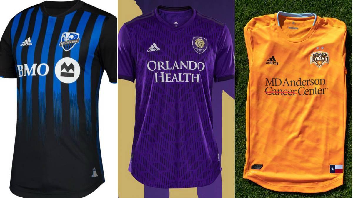 Los uniformes más feos de la MLS para la temporada 2019 - AS USA 1fb8c545c136a